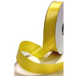 Florist Tear Ribbon - 18mm x 91M - Yellow