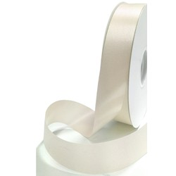 Florist Tear Ribbon - 18mm x 91M - Ivory