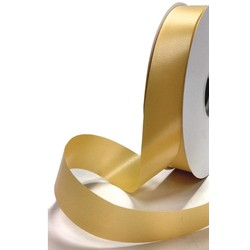 Florist Tear Ribbon - 18mm x 91M - Antique Gold