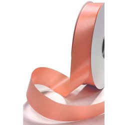 Florist Tear Ribbon - 18mm x 91M - Peach