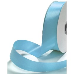Florist Tear Ribbon - 30mm x 91m - Light Blue