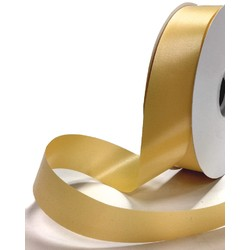 Florist Tear Ribbon - 30mm x 91m - Antique Gold