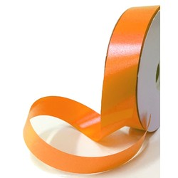 Florist Tear Ribbon - 30mm x 91m - Tangarine