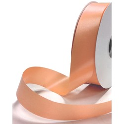 Florist Tear Ribbon - 30mm x 91m - Peach