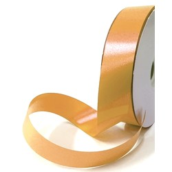 Florist Tear Ribbon - 30mm x 91m - Apricot