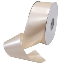 Florist Tear Ribbon - 50mm x 91m - Cream