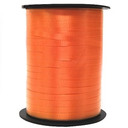 Crimped Curling Ribbon 5mm x 457m - Orange