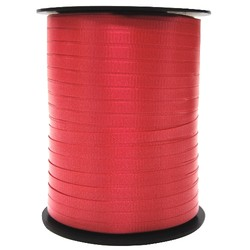 Crimped Curling Ribbon 5mm x 457m - Red