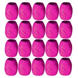 Curling Ribbon -10M Roll - Matt Rosebloom Pink