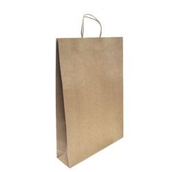 Kraft Bags - Large - Brown