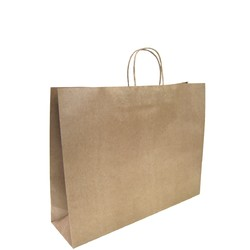Kraft Bags - Large Boutique - Brown