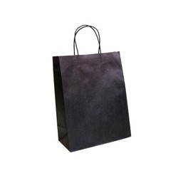 Kraft Bags - Medium - Black
