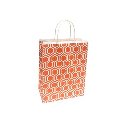 Kraft Bags - Medium - Moroccan - Orange