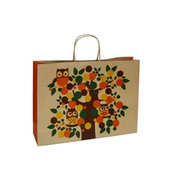 Kraft Bags - Boutique - Owls