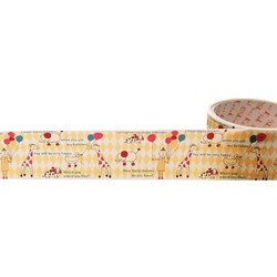 50mm x 15m - Decorative Tape - Balloons