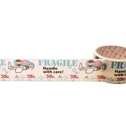 50mm x 15m - Decorative Tape - Good Luck