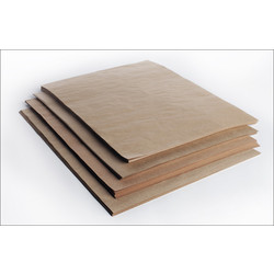 Kraft Paper Ream - 500 x 750mm - 500 Sheets, 65GSM - Recycled Brown
