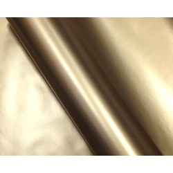 Wrapping Paper - 250mm x 60M - Metallic Gold