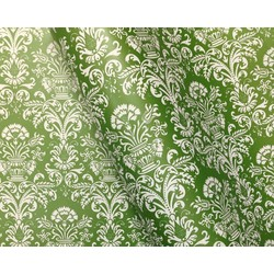 Wrapping Paper - 500mm x 60M - Green Florentine