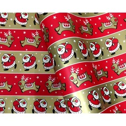 Counter Roll - 500mm x 60M - Santa & Reindeer