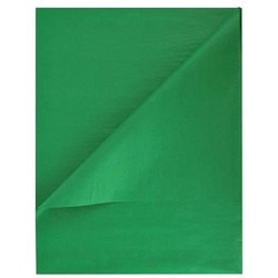 Tissue Paper Ream 750mm x 500mm, 480 Sheets - Emerald Green