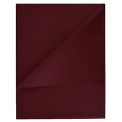 Tissue Paper Ream 750mm x 500mm, 480 Sheets - Burgundy
