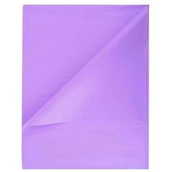 Tissue Paper Ream 750mm x 500mm, 480 Sheets - Lilac