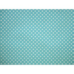 Tissue Paper Ream 750mm x 500mm, 240 Sheets - Blue Dots