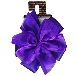 Create a gift - Luxury Double Bow - Purple