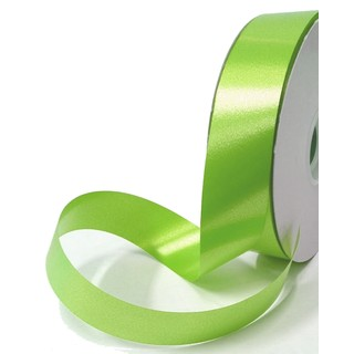 Florist Tear Ribbon - 30mm x 91m - Lime Green