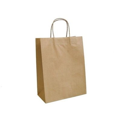 Kraft Bags - Medium - Brown