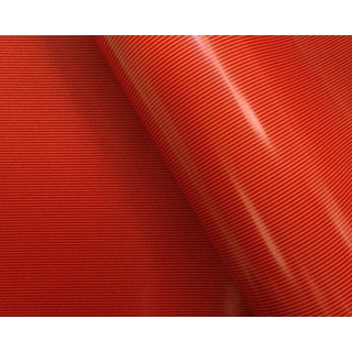 Wrapping Paper - 500mm x 60M - Red Stripes
