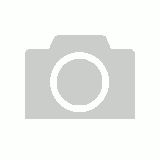 Satin Bow With Bottle Loop - 10cm - White - 50pk
