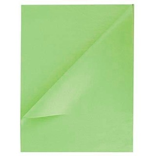 Tissue Paper Ream 750mm x 500mm, 480 Sheets - Light Green