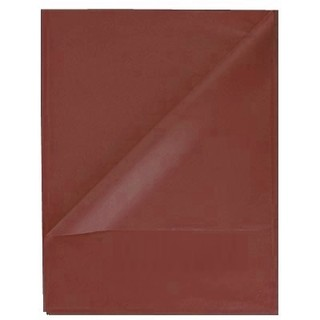 Tissue Paper Ream 750mm x 500mm, 480 Sheets - Chocolate Brown