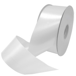 Florist Tear Ribbon - 50mm x 91m - White