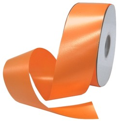 Florist Tear Ribbon - 50mm x 91m - Orange