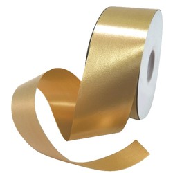 Florist Tear Ribbon - 50mm x 91m - Gold