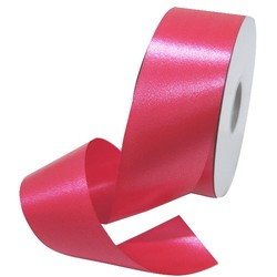 Florist Tear Ribbon - 50mm x 91m - Lipstick