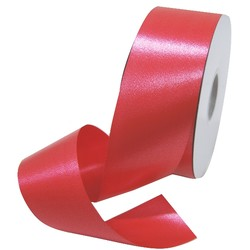 Florist Tear Ribbon - 50mm x 91m - Red