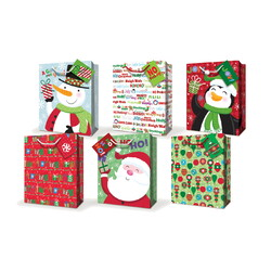 Christmas Bags - Christmas Holiday Fun - Small to Medium