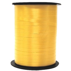 Crimped Curling Ribbon 5mm x 457m - Yellow