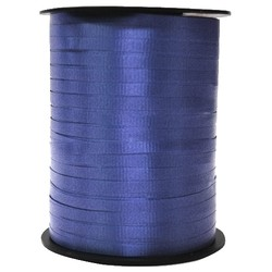 Crimped Curling Ribbon 5mm x 457m - Navy