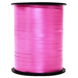 Crimped Curling Ribbon 5mm x 457m - Rosebloom