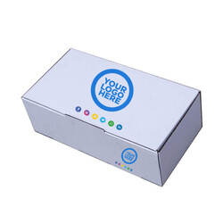 100 x Custom Printed Mailing Box - 220 x 160 x 77mm - Suit A5