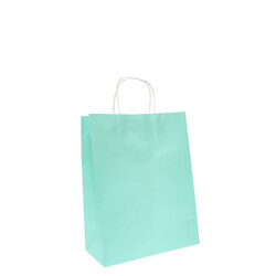 Kraft Bags - Medium - Sea Green