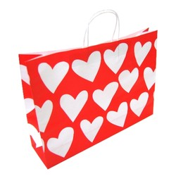 Kraft Bags - Boutique - Hearts