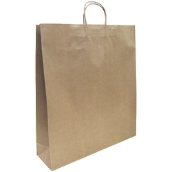 Kraft Bags - Extra Large - Brown
