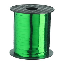 Curling Ribbon - 5mm x 457m - Metallic Emerald