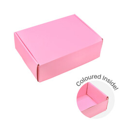 Medium Premium Mailing Box | Gift Box - All in One - Light Pink